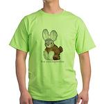 Unadoptables 9 Green T-Shirt