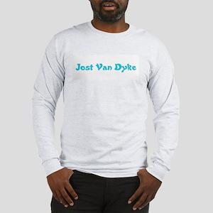 Jost Van Dyke Long Sleeve T-Shirt