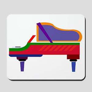 Funky Piano Mousepad