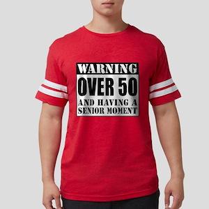 Over 50 Senior Moment T-Shirt