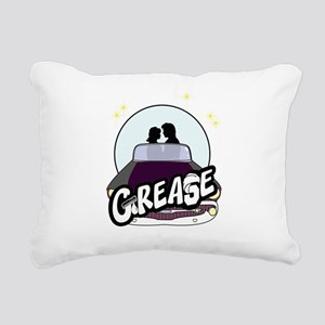 StarGrease Rectangular Canvas Pillow