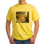Make it Stop 1 Yellow T-Shirt
