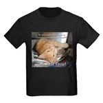 Make it Stop 1 Kids Dark T-Shirt