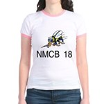 NMCB 18 Jr. Ringer T-Shirt