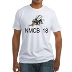 NMCB 18 Fitted T-Shirt