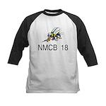 NMCB 18 Kids Baseball Jersey