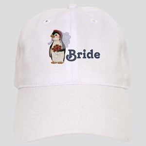 Penguin Wedding - Bride Cap