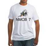NMCB 7 Fitted T-Shirt