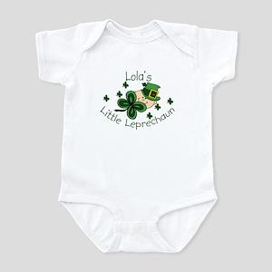 Lola's Leprechaun Infant Bodysuit