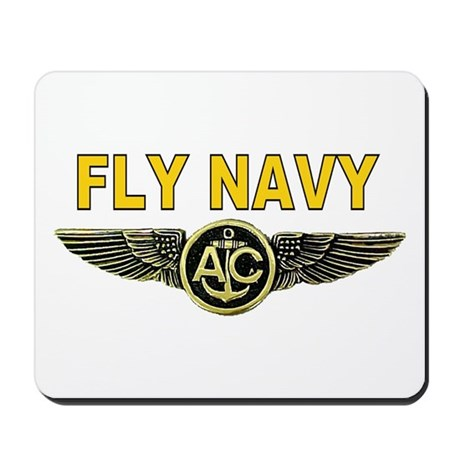 Us Navy Aircrew Mousepad