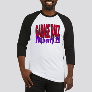GARAGE RATZ Baseball Jersey