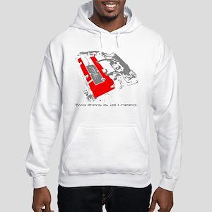 """S2K """"2 Liters"""" Hooded Sweatshirt"""