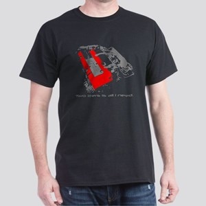 "S2K ""2 Liters"" Dark T-Shirt"