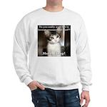 Make it Stop 2 Sweatshirt