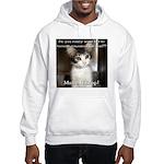 Make it Stop 2 Hooded Sweatshirt