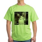Make it Stop 2 Green T-Shirt