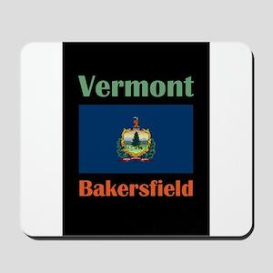 Bakersfield Vermont Mousepad