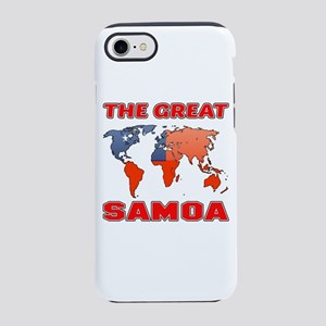 The Great Samoa Designs iPhone 8/7 Tough Case