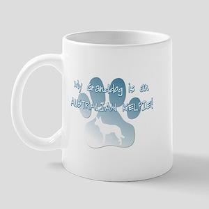 Australian Kelpie Granddog Mug