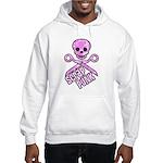 PCAMA Scrap Punk Hooded Sweatshirt