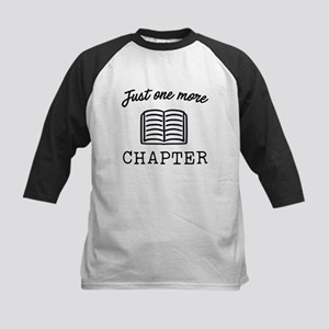 Just One More Chapter Baseball Jersey