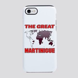 The Great Martinigue Designs iPhone 8/7 Tough Case