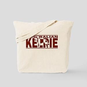 Hidden Australian Kelpie Tote Bag