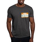 Pat McGroin Name tag Dark T-Shirt