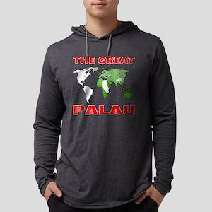 The Great Palau Designs Mens Hooded Shirt