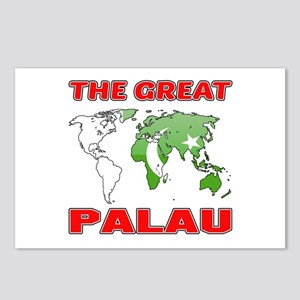 The Great Palau Designs Postcards (Package of 8)