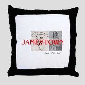 ABH Jamestown Throw Pillow