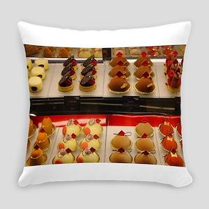 Sweet treats on display minus one Everyday Pillow