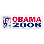 OBAMA 2008 - Bumper Sticker