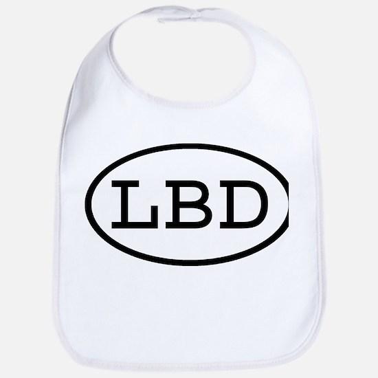LBD Oval Bib