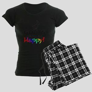 GOATS Make me Happy Pajamas