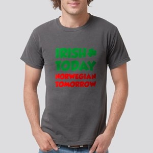 Irish Today Norwegian Tomorrow T-Shirt