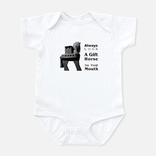 Trojan Horse Infant Bodysuit