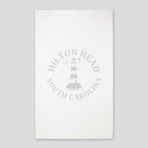 Summer hilton head- south carolina Area Rug