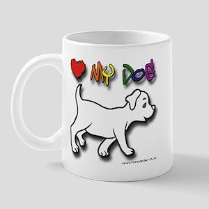Luv My Dog Mug