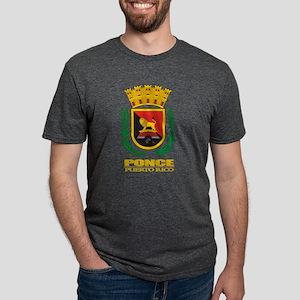 Ponce COA White T-Shirt