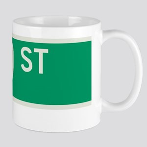 119th Street in NY Mug