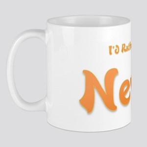 I'd Rather Be...Nevis Mug