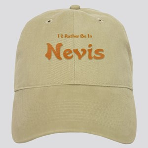 I'd Rather Be...Nevis Cap