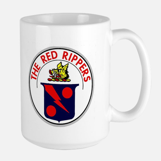 VF 11 VFA 11 Red Rippers Large Mug