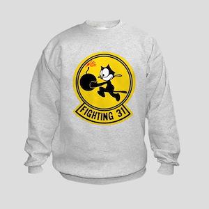 VF 31 / VFA 31 Tomcatters Kids Sweatshirt