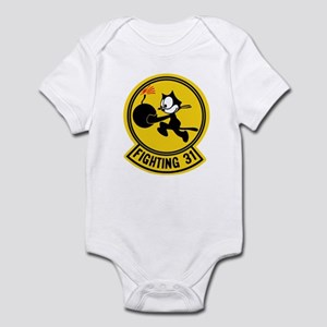 VF 31 / VFA 31 Tomcatters Infant Bodysuit