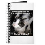 Make It Stop 4 Journal