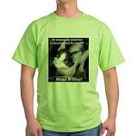 Make It Stop 4 Green T-Shirt