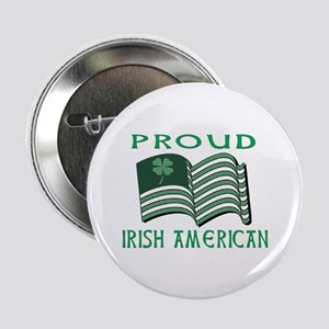 "Proud Irish American 2.25"" Button"