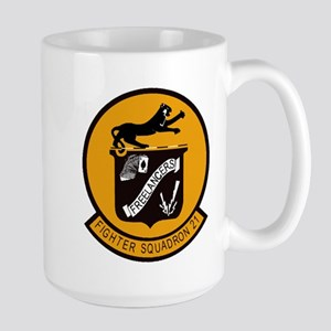 VF 21 Freelancers Large Mug